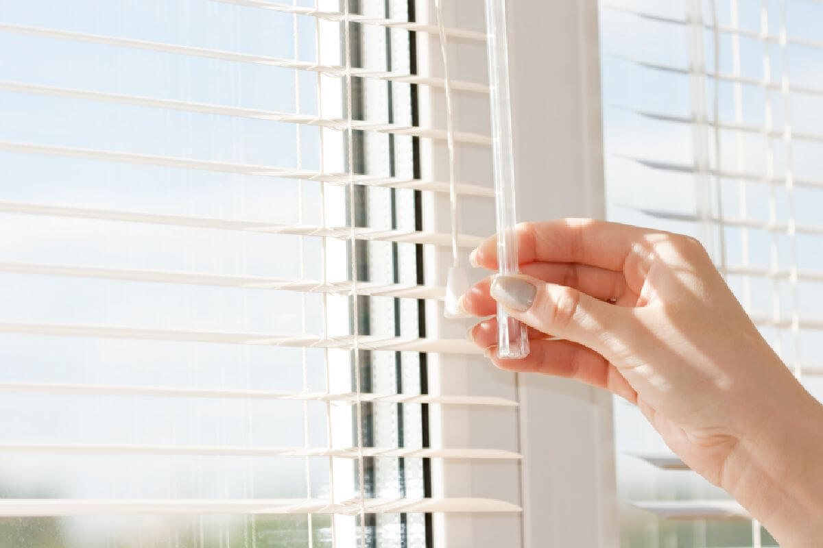 uPVC Window Blinds Wiltshire