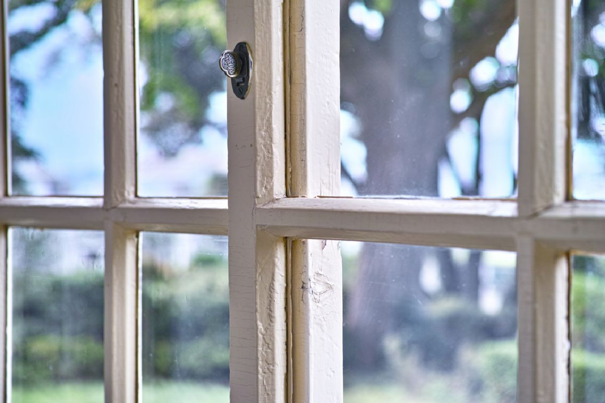 uPVC Window Trim Wiltshire